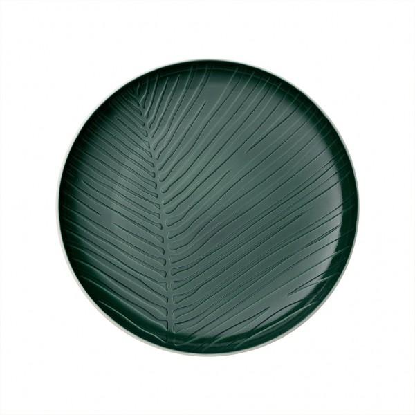 Speiseteller Grün - it's my match Leaf