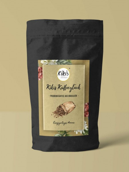 Kikis Kaffeeglück - Premium Kaffeebohnen 500g