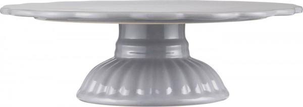 Tortenplatte - Grau