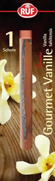 Gourmet Vanille Schote, 1 Schote
