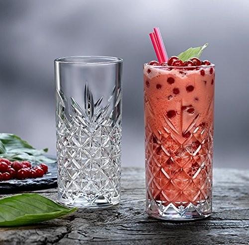 Cocktailglas Kristall-Design 4 x 295ml lang